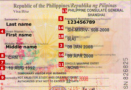 Philippines Visa Application Requirements Residents Of India Visahq