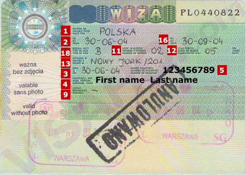 Poland Visa - Application, Requirements - Residents of India | VisaHQ